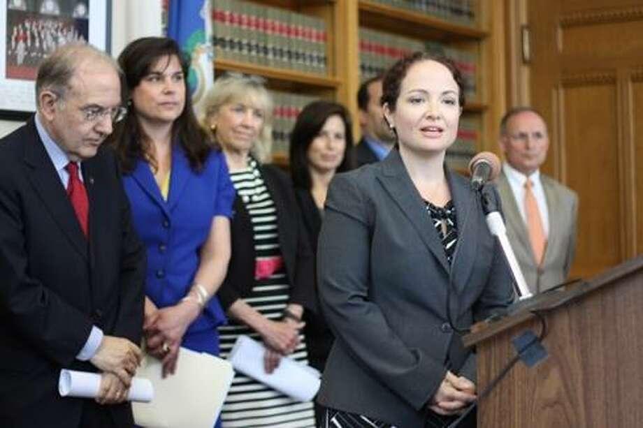 Child Advocate Sarah Eagan Photo: CTNewsjunkie File