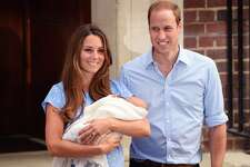 9) The mother's clothes are carefully chosen in her first public appearance post-birth     Kate Middleton  mirrored  a similar polka-dot dress to Princess Diana after giving birth to Prince George. It's considered a sign of respect and tribute to the late Princess.