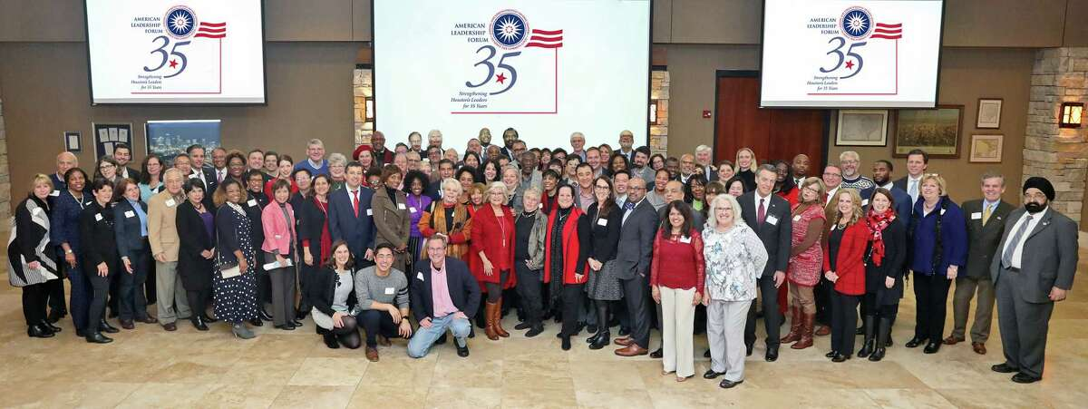 The American Leadership Forum is celebrating its 35th anniversary.