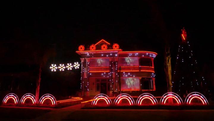 Nw Indiana Christmas Lights 2020 Northwest Indiana Christmas Lights 2020 San Antonio | Ubvxva
