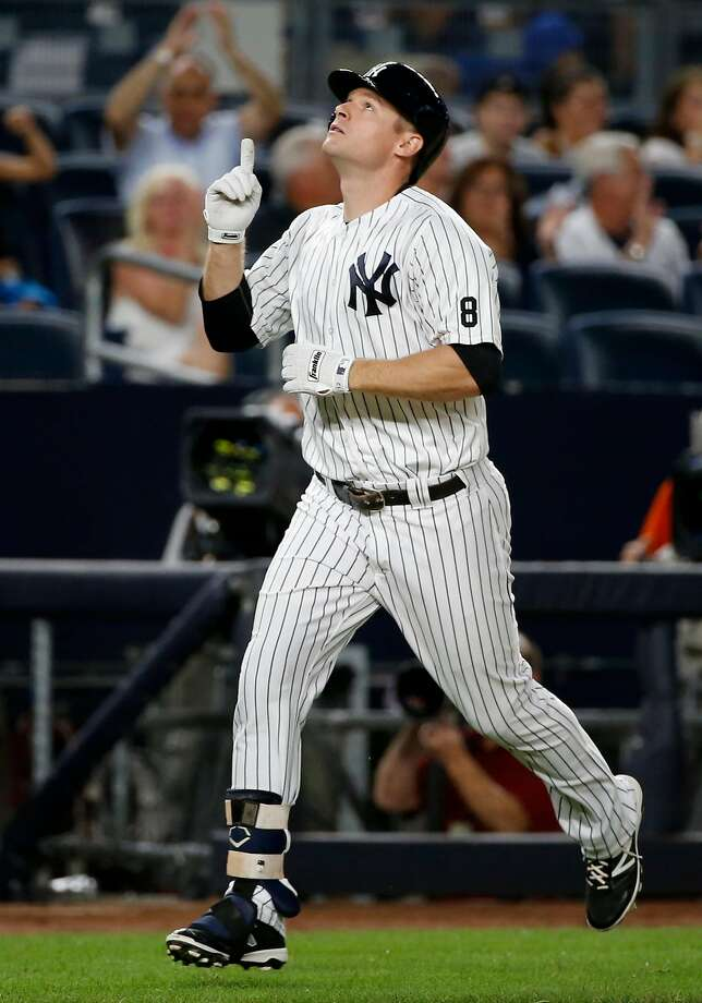 Chase Headley is headed from New York to San Diego. Photo: Kathy Willens, Associated Press