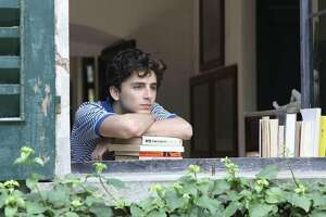 """Timothee Chalamet as Elio in the new movie """"Call Me by Your Name."""" (Sony Pictures Classics )"""