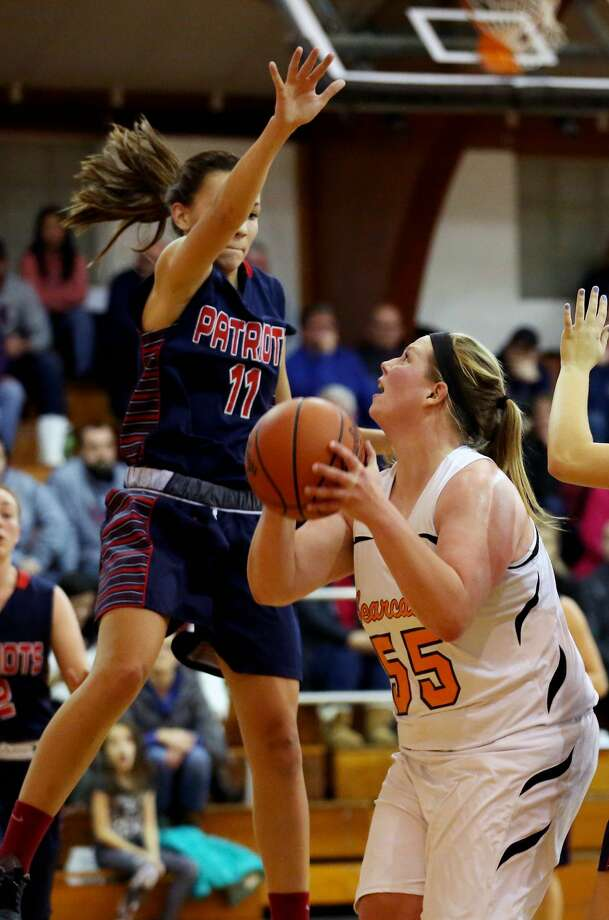 USA at Ubly — Girls Basketball 2017 Photo: Paul P. Adams/Huron Daily Tribune