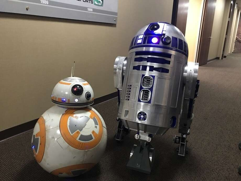 Meet R2-D2, BB-8 and the men who brought them to life - SFGate