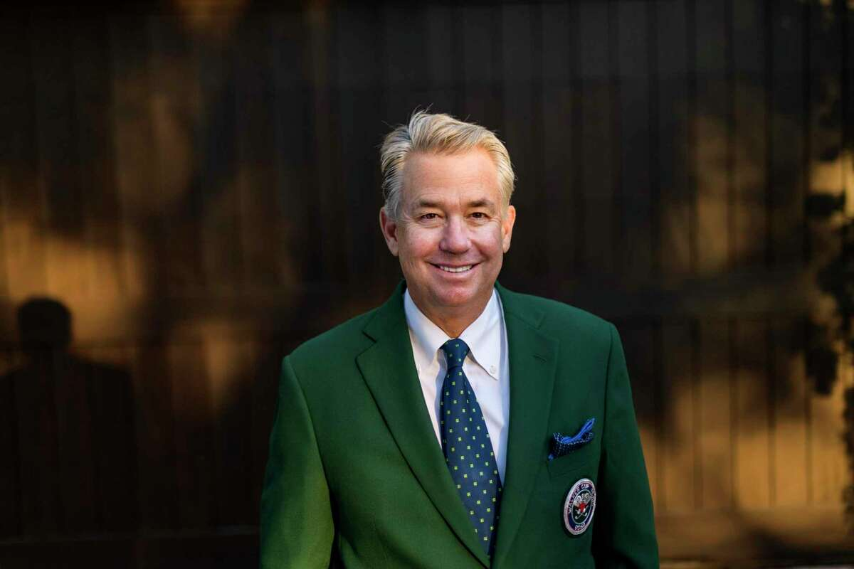 Bay Area native Nathaniel Crosby is serving as U.S. Walker Cup captain this year, after guiding the Americans to victory in 2019.