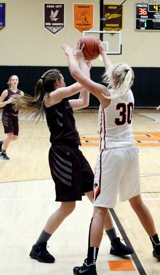 Harbor Beach 55, Cass City 48 Photo: Chip Burch/Huron Daily Tribune
