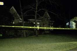 The Montgomery County Sheriff's Office believes a son killed his father before turning the gun on himself.