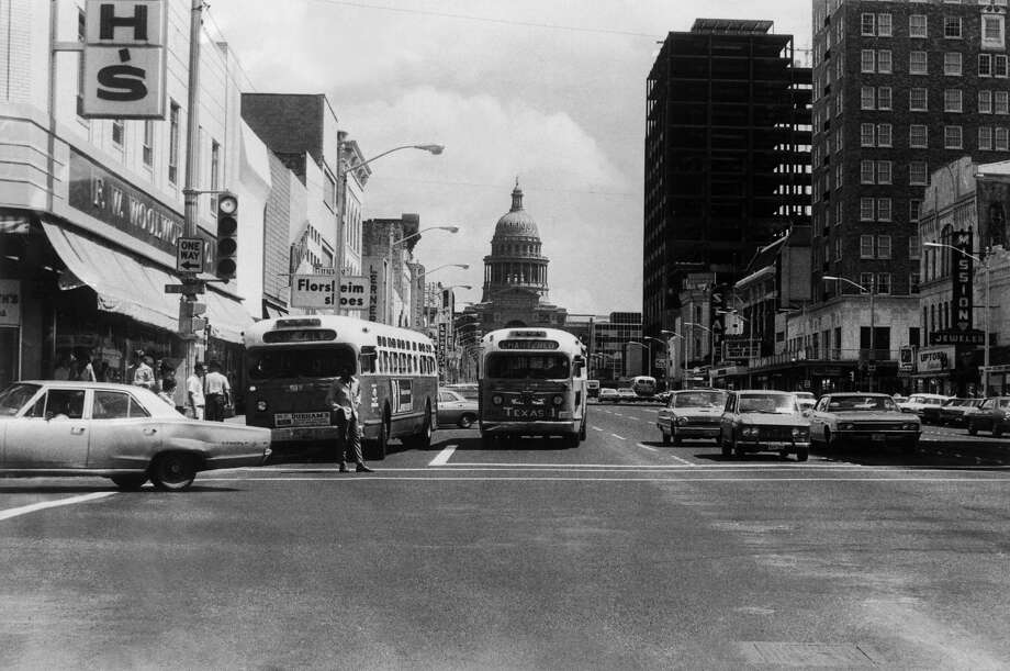 "Historical photos of Austin before it became the best cities to live in.U.S. News & World Report ranked the best American cities to live in and Austin landed on top, but these photos prove that Austin has always been an incredible city for generations. Continue clicking to see historic photos of Austin before it became the ""best.""Austin Texas around 1965 Photo: Keystone-France/Gamma-Keystone Via Getty Images"