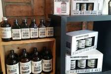 The Hudson Standard shrubs and bitters.