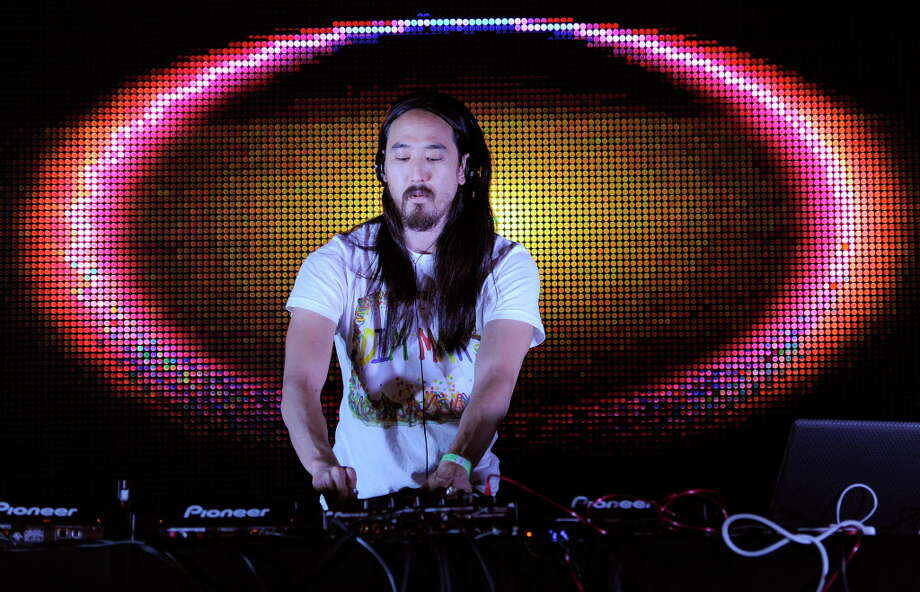Steve Aoki, Feb. 14, Upstate Concert Hall.House music for Valentine's Day with Desiigner opening. Photo: Chris Pizzello, CHRIS PIZZELLO/INVISION/AP / Invision