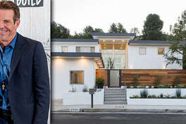 PHOTOS: Before-and-after the renovation on Dennis Quaid's new L.A. home   Houston actor Dennis Quaid purchased this $3.9 million home in the Brentwood Hills area of Los Angeles after it underwent a major makeover.    >>>See how the home looked before and after renovation ...