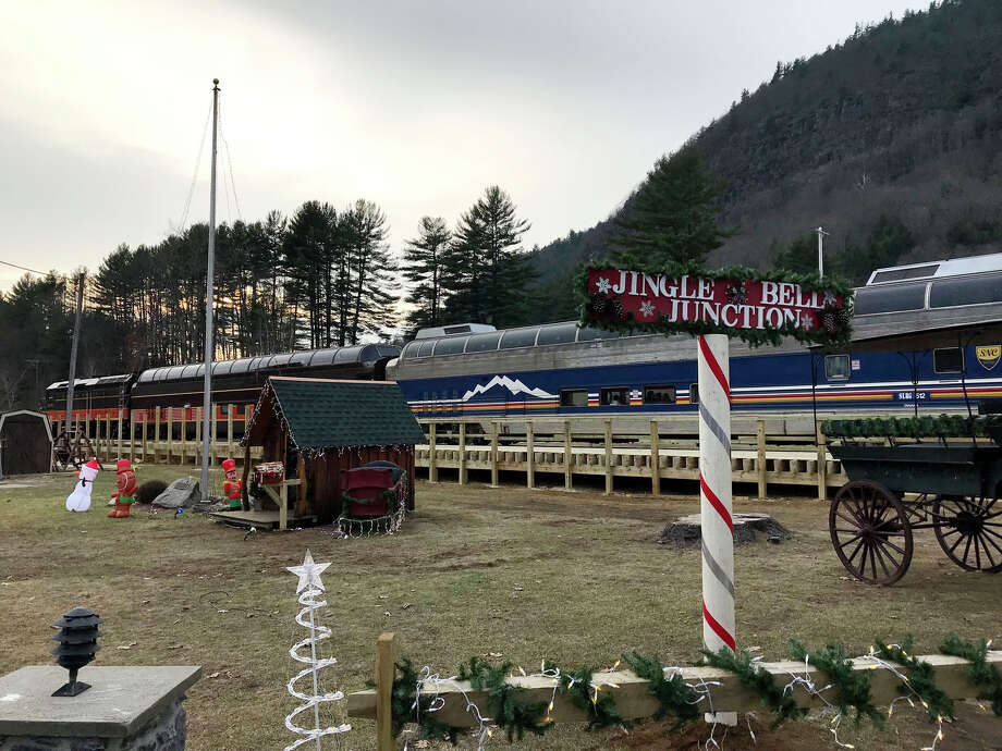 the train to christmas town at stony creek ranch resort dec 2017 in - Train To Christmas Town