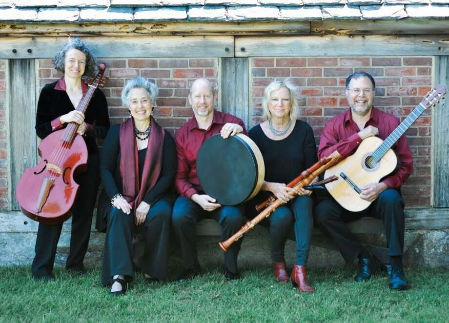 The acclaimed Wykeham Consort will perform Buenas Nuevas De Algeria on Thursday, Jan. 4 at 6:30 p.m. in the Wykeham Room of the Gunn Memorial Library in Washington. Photo: Lindsey Victoria Photography