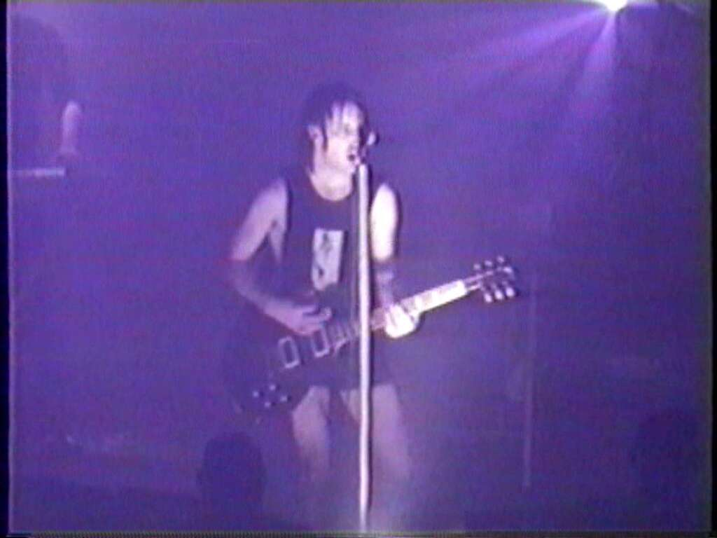 When Nine Inch Nails played Numbers in 1995 \