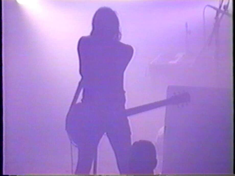 On November 4, 1995 industrial rockers Nine Inch Nails played Numbers in Montrose. The show is still remembered for its excitement and intensity. Photo: Courtesy: Numbers Nightclub