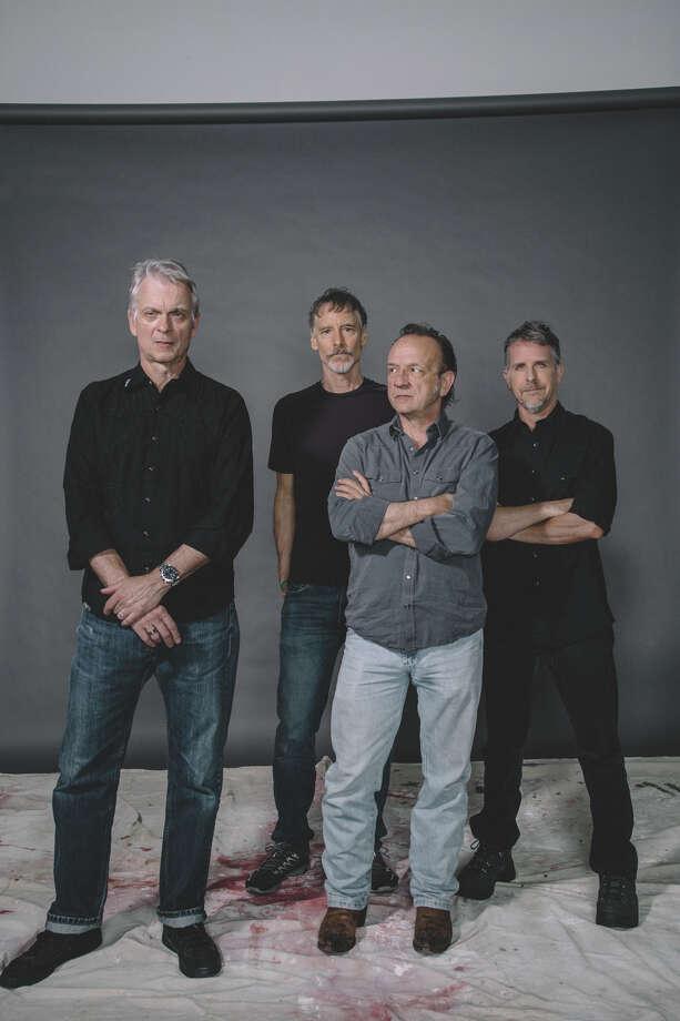 Rock band The Jesus Lizard Photo: Joshua Black Wilkins / jbw