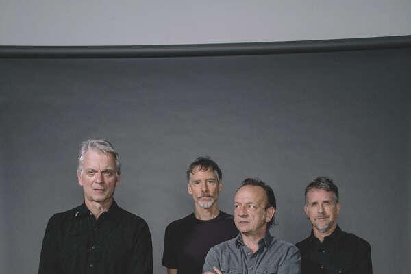 Rock band The Jesus Lizard