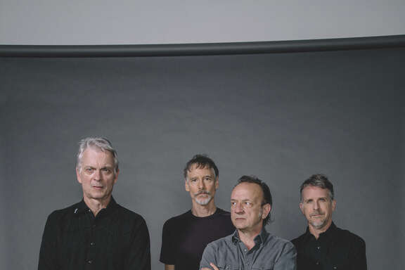 Rock band The Jesus Lizard