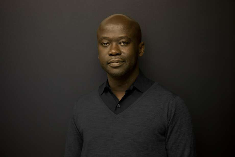 Sir David Adjaye, the Ghanian British architect working on a master plan for the Hunters Point Naval Shipyard in San Francisco. Photo: Ed Reeve