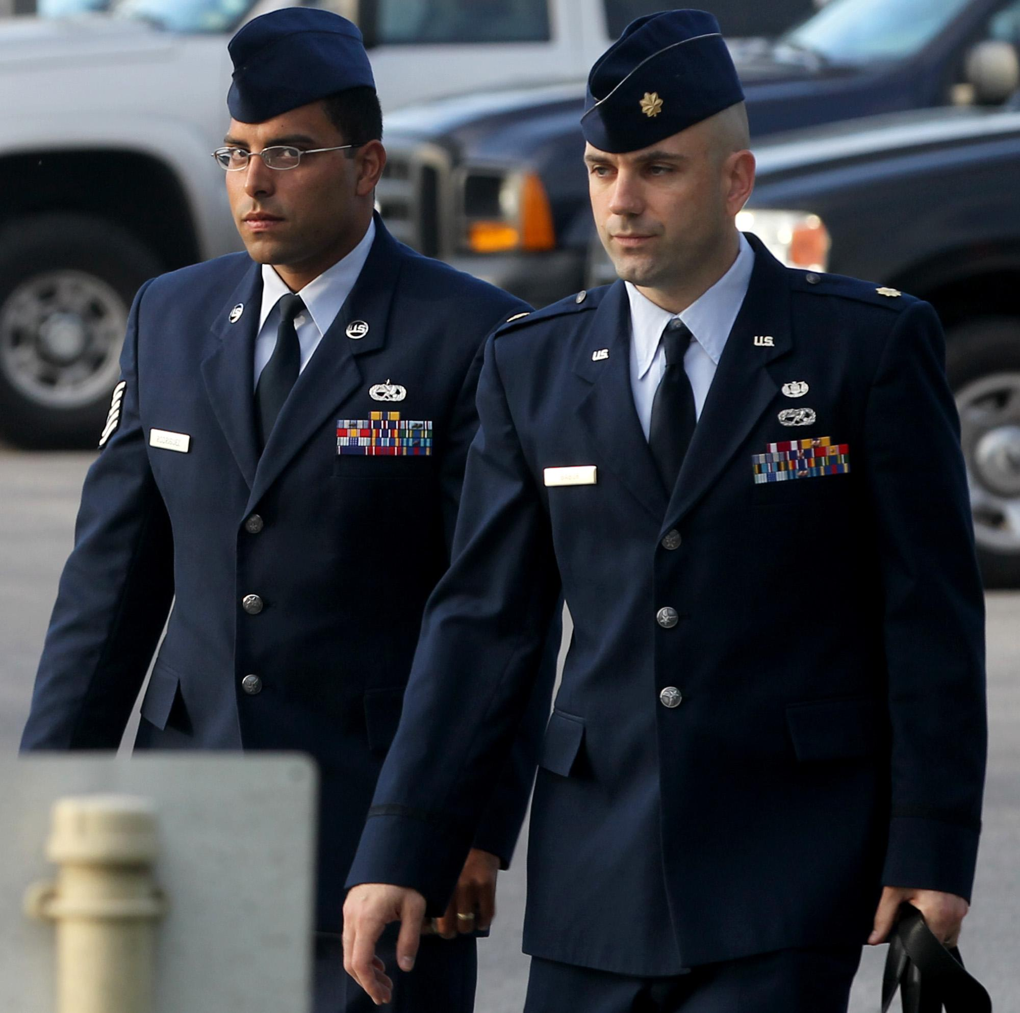 Appeals Ruling Frees Ex Air Force Recruiter Who Preyed On