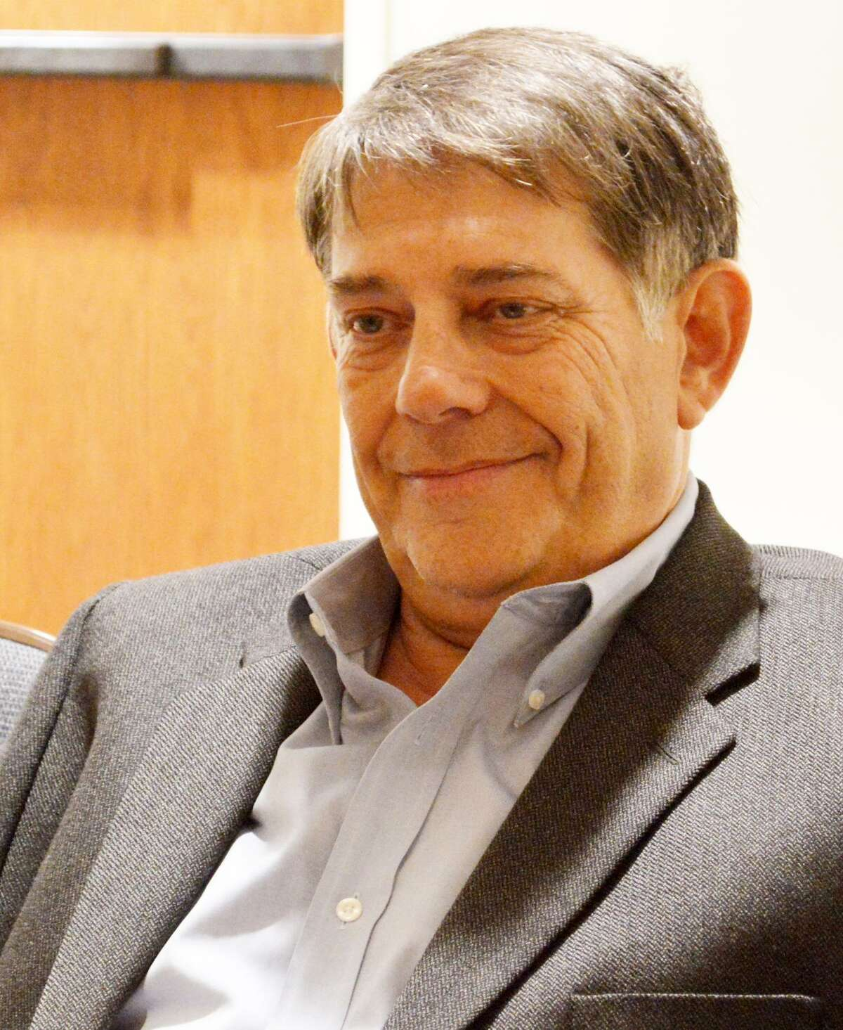 Paul Lebowitz, a Democrat, was elected Chair of the Planning and Zoning Commission (P&Z) at the Dec. 7 meetin of the P&Z.