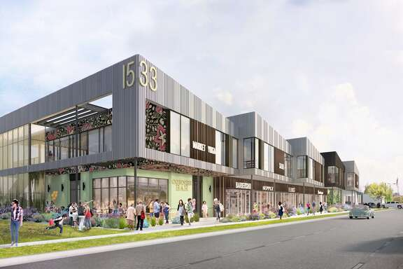Capital Retail Properties and Wile Interests plan the Market at Houston Heights at 1533 N. Shepherd.