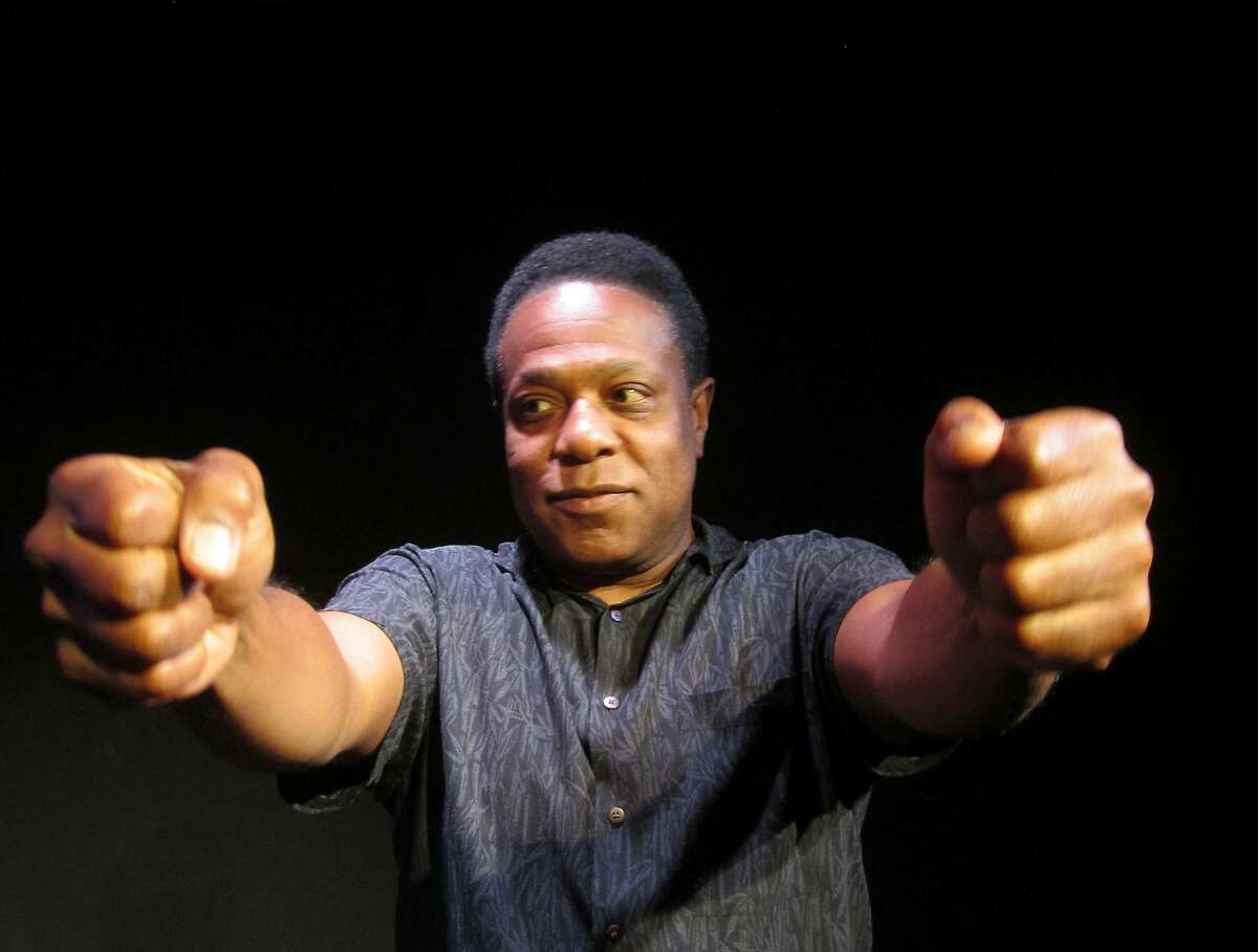 Brian Copeland in his one-man holiday show at the Marsh in S.F.