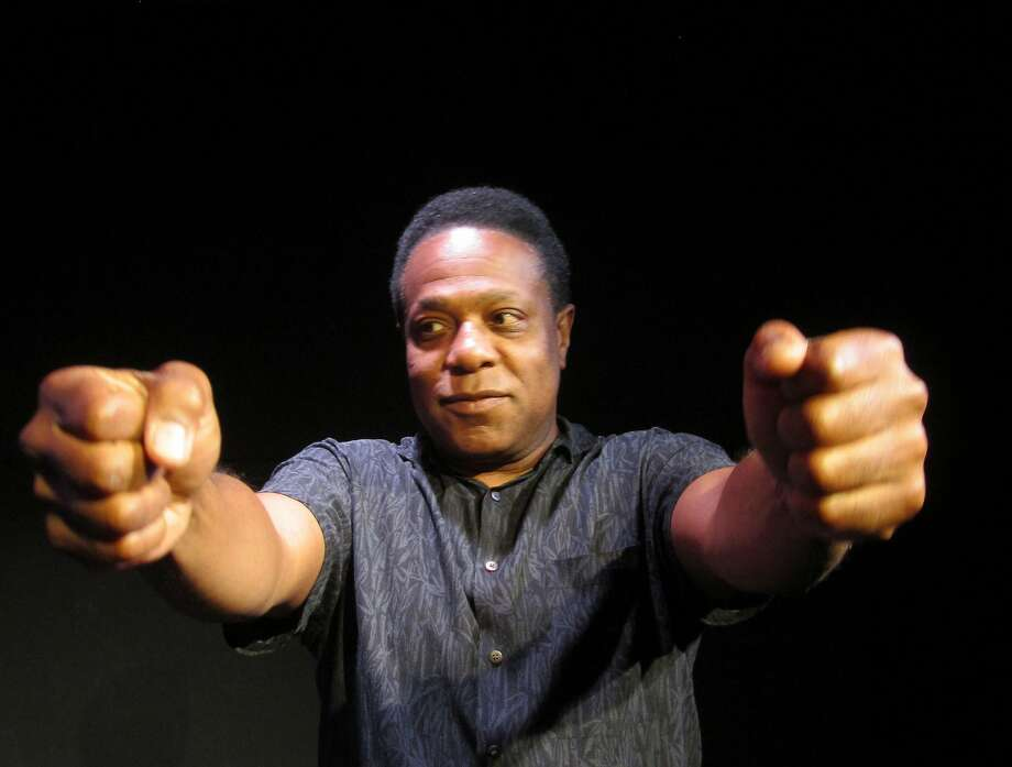 Brian Copeland in his one-man holiday show at the Marsh in S.F. Photo: Patti Meyer, The Marsh SF