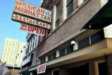 Mexican Manhattan on Soledad Street.