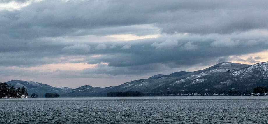 Looking north from the south end of Lake George Wednesday Dec 13, 2017 in Lake George, N.Y.   (Skip Dickstein/ Times Union) Photo: SKIP DICKSTEIN / 20042412A