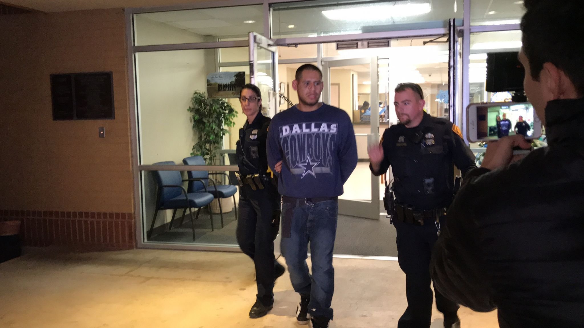 Man accused in string of package thefts arrested