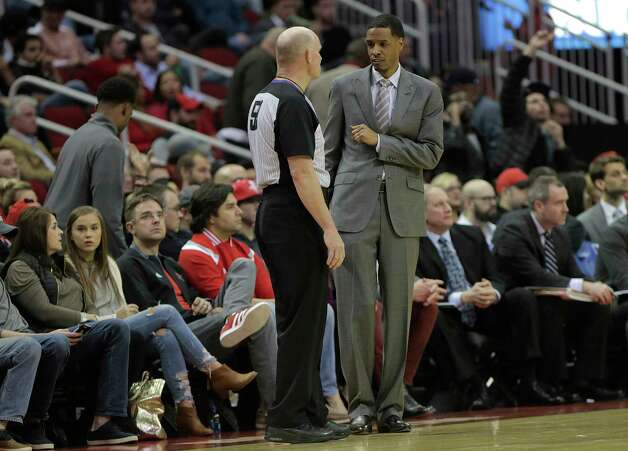 Likely to be surrounded with experienceAccording to the Houston Chronicle's Jonathan Feigen, the Rockets would like to give the first-year head coach plenty of experienced assistants. The team is working to bring back John Lucas as an assistant and also has expressed interest in former head coaches Nate McMillan and Jeff Hornacek. Photo: Elizabeth Conley, Houston Chronicle / © 2017 Houston Chronicle