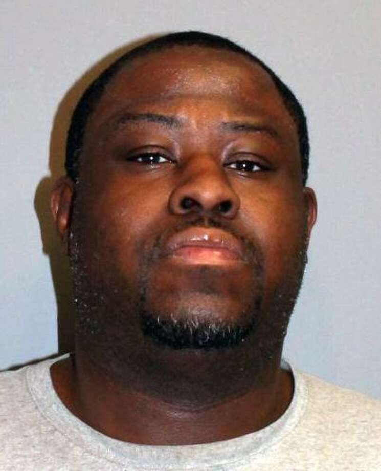 Otis Weeks, 40, of Carlin Street pleaded guilty to first-degree larceny for stealing $8,600 from the Norwalk Transit District, where he was a supervisor and approved payroll. Photo: Contributed Photo / Contributed Photo / Connecticut Post Contributed