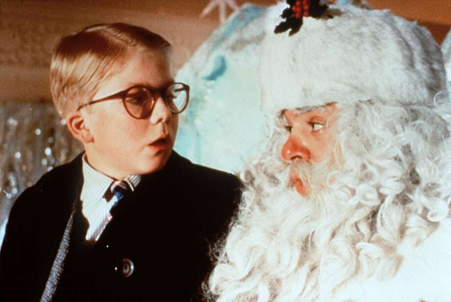 "Thirty-five years ago this year, ""A Christmas Story"" slammed its way into the Christmas movie lineup. While not as edgy of a choice as Die Hard, this Christmas favorite does have cult-following of its own. Whether it's the iconic, tacky lamp that pops up in your white elephant game at least every other year, or your uncle who repeats the infamous ""You'll shoot your eye out,"" line every time the movie is on in the background during its Christmas Day marathon, this movie lives on for its humor and uniqueness. So grab your BB gun, your racy lamp and enjoy a look into the past and present of Ralphie Parker's story. Photo: TM Copyright 2000 TNT"