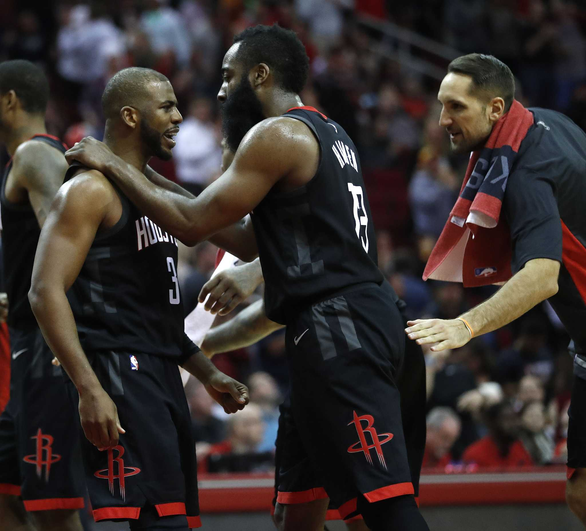 Houston Rockets Upcoming Home Games: On TV/Radio: National Games To Boost Rockets' Profile