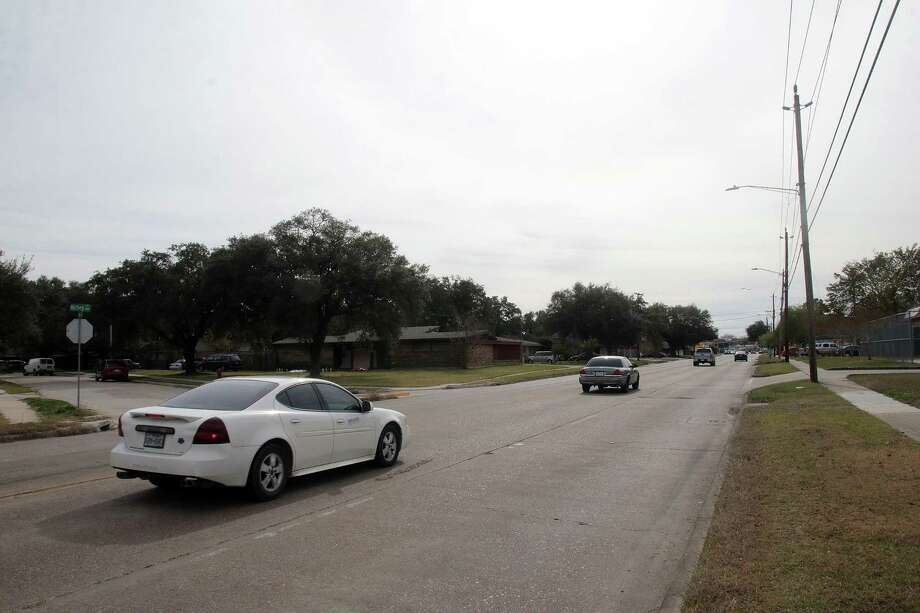 Road improvements are planned for a section of Richey Road in Pasadena through a $12 million project funded by Harris County and the city of Pasadena. The work will add a center left turn lane, sidewalks and a detention pond. Photo: Pin Lim, Freelance / Copyright Forest Photography, 2018