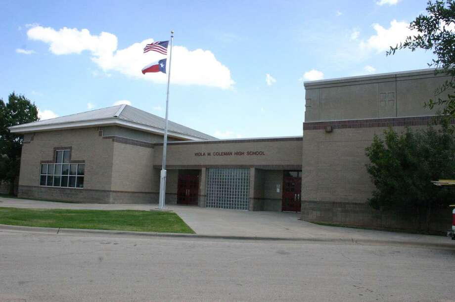 On Tuesday, Midland ISD officials locked down Coleman High School due to a social media incident. Photo: MISD