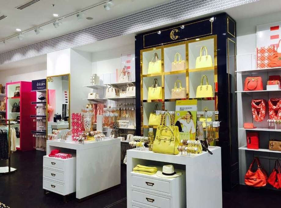 Charming Charlie, the Houston-based women's jewelry and accessories retailer, has opened its first boutique in Oman, May 24, 2016. Houston-based Charming Charlie, which filed for Chapter 11 bankruptcy protection on Monday, explained in the filings that many of its vendors refused to ship merchandise unless it paid upon delivery. As much as $45 million in inventory is now stranded in distribution centers and ports, and the company has reported it has only $700,000 in cash. Photo: Smith, Michael /(Courtesy Of Charming Charlie)