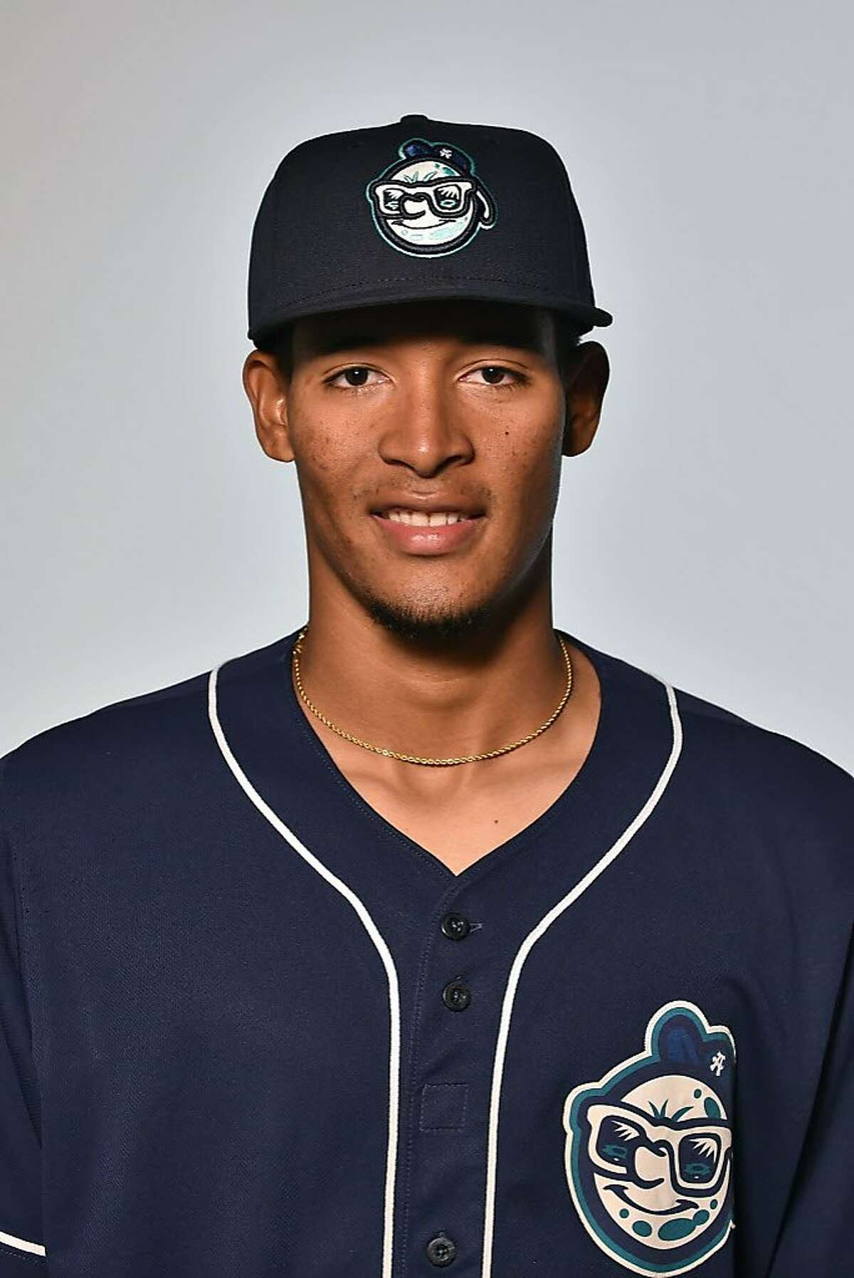 Julian Fernandez played in 2017 for the Asheville Tourists, the Colorado Rockies Class-A affiliate. He was selected by the Giants in the Rule 5 draft.