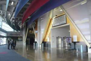 A ceremony Aug. 30 showed off the $60 million renovation of the Alamodome.