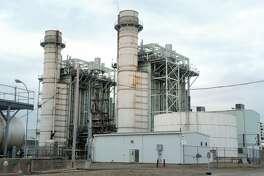 Bridgeport Energy, LLC. at 10 Atlantic Street in Bridgeport, Conn. Nov. 1, 2017.