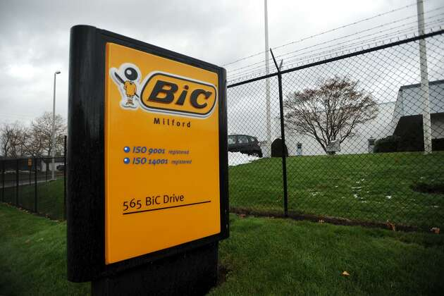 BIC Consumer Products Manufacturing Co. at 565 BIC Drive in Milford, on Tuesday.