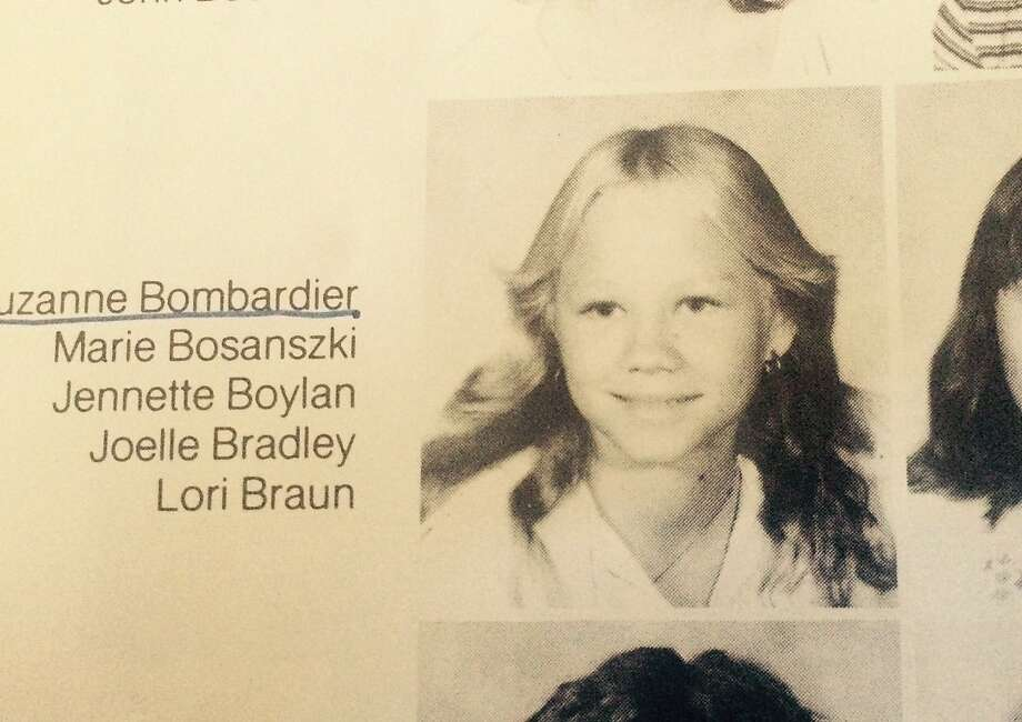 Suzanne Bombardier, shown in her 7th-grade yearbook photo, was taken June 22, 1980. Her body was later found in the San Joaquin River. Photo: Courtesy Leesa Meintzer