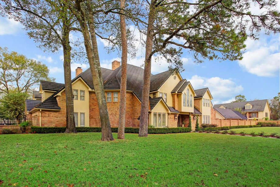 "The home at 3002 Pine Lake Trail in Houston was once owned by Houston celebrity and humanitarian Jim ""Mattress Mack"" McIngvale from 1988 to 2008, according to Harris County Appraisal District records. Photo: Houston Association Of Realtors"