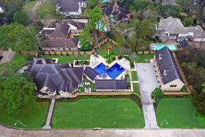 """The home at  3002 Pine Lake Trail  in Houston was once owned by Houston celebrity and humanitarian Jim """"Mattress Mack"""" McIngvale from 1988 to 2008, according to  Harris County Appraisal District records."""