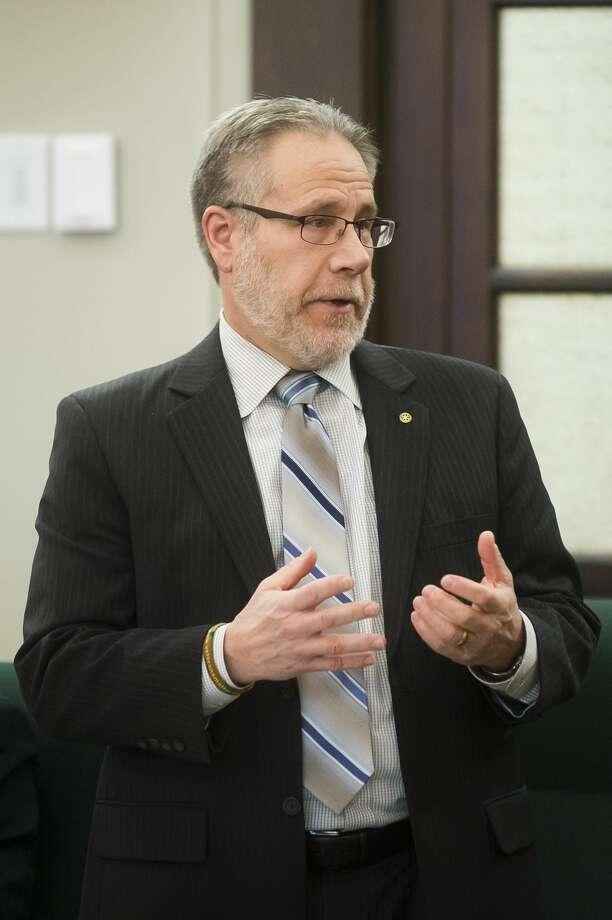 FILE — Midland County Prosecutor J. Dee Brooks. (Katy Kildee/kkildee@mdn.net) Photo: (Katy Kildee/kkildee@mdn.net)