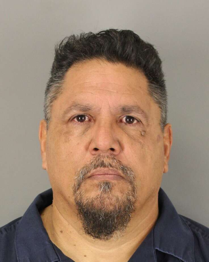 Joseph Soliz was found guilty of theft by a public servant on Dec. 14 for stealing metal from the City of Port Arthur while he was a water utilities employee. Photo: Photo Provided By Jefferson County Sheriff's Office