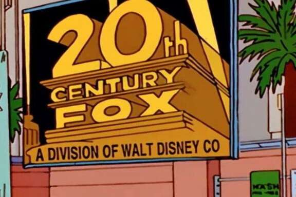 'The Simpsons' predicted Disney would one day own Fox.