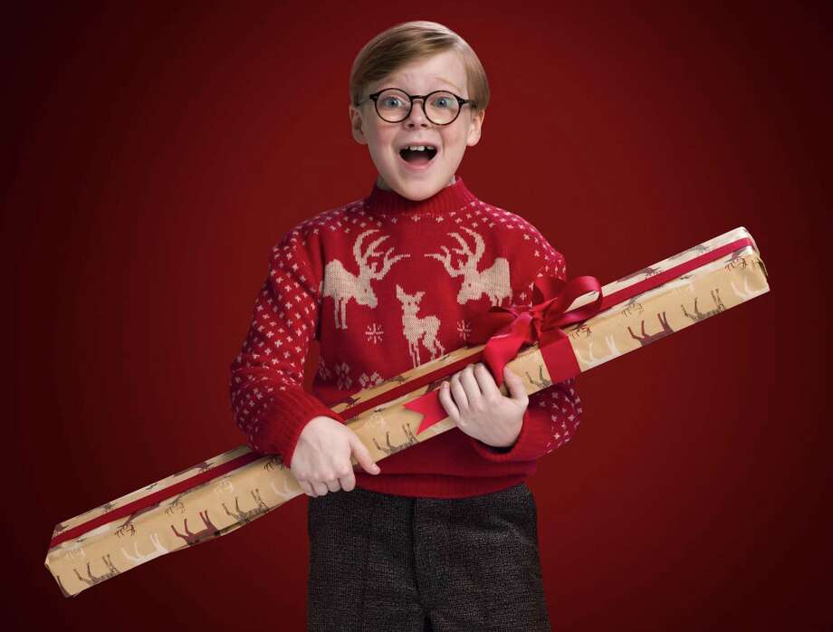 "New: Andy Walken replaces the movie's Peter Billingsley as Ralphie Parker in Fox's musical TV event, ""A Christmas Story Live!"" Photo: Tommy Garcia /Fox /"