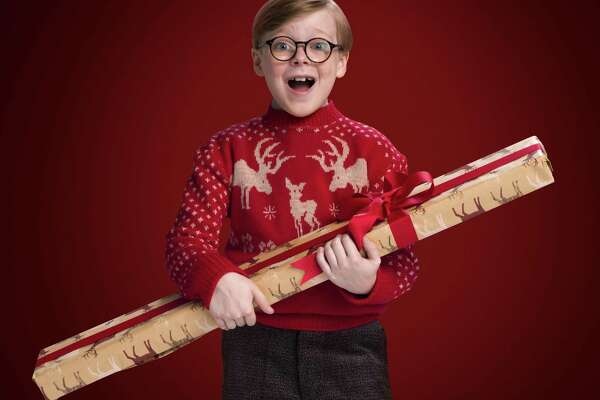 """New: Andy Walken replaces the movie's Peter Billingsley as Ralphie Parker in Fox's musical TV event, """"A Christmas Story Live!"""""""